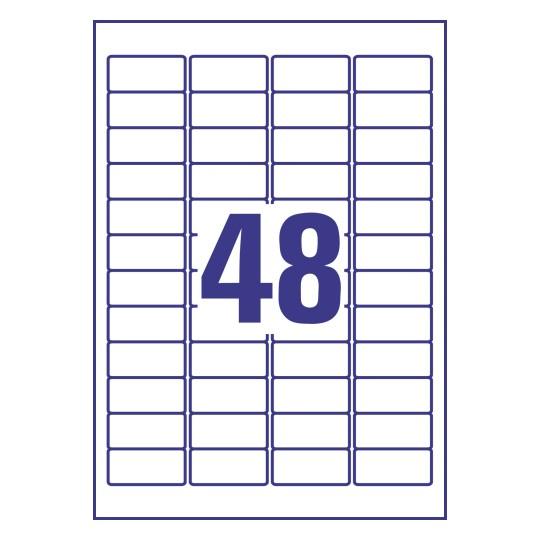 Shablon Dlya Microsoft Word J4720 Avery Zweckform